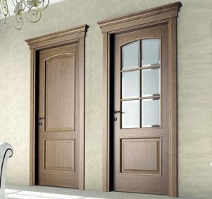двери в английском стиле