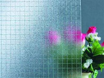 матовое армированное стекло