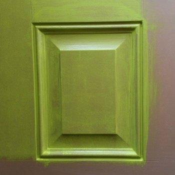 Перекраска дверей