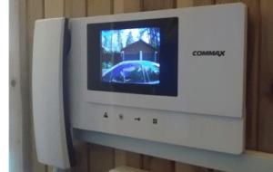 система видеонаблюдения для входной двери