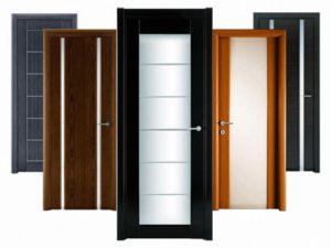входные и межкомнатные двери на заказ