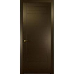 Межкомнатная шпонированная дверь «Ника-1» (глухая)