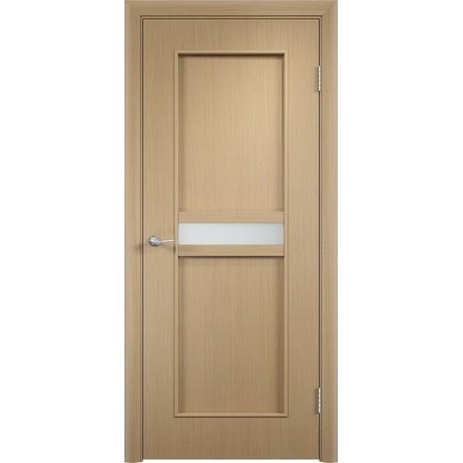 Межкомнатная ламинированная дверь «C-3 ДО» (со стеклом)