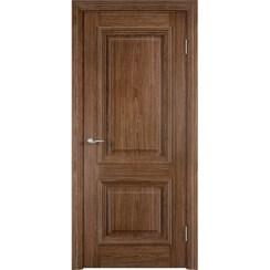 Межкомнатная дверь с натуральным шпоном «Прованс ДГ» (глухая)