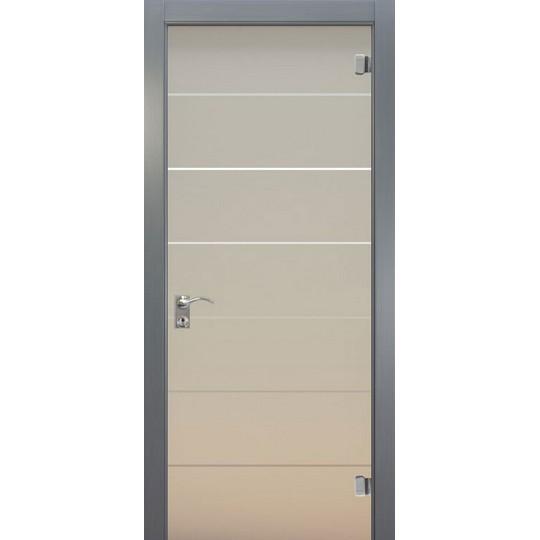 Межкомнатная стеклянная дверь «Sigma»