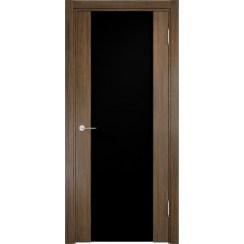 Межкомнатная дверь Casaporte «Сан-Ремо 02 Темное» (со стеклом)