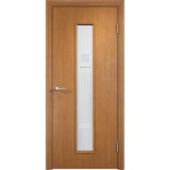 Межкомнатная дверь экошпон «C-21 Х Модерн» (со стеклом)