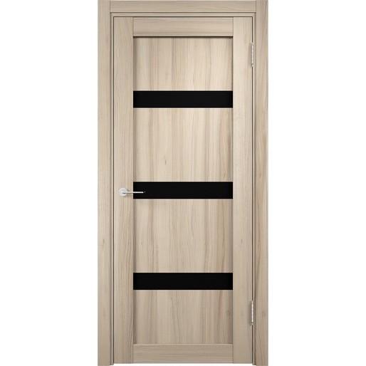 Межкомнатная дверь Casaporte «Верона 04 Темная» (со стеклом)