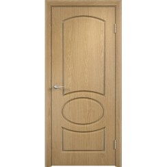 Межкомнатная дверь с пленкой ПВХ «Неаполь ДГ» (глухая)