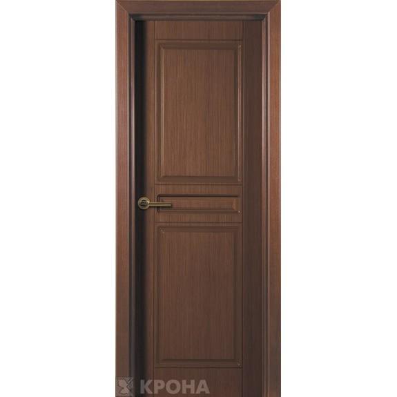 Межкомнатная дверь с натуральным шпоном «Рондо ДГ» (глухая)
