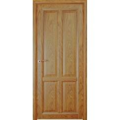 Межкомнатная шпонированная дверь «Optima-4» (глухая)