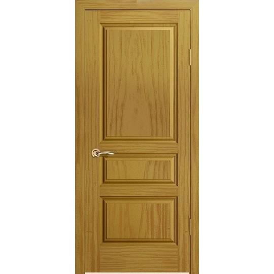 Дверь с натуральным шпоном «Марсель» (глухая)