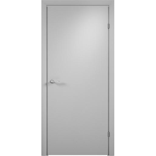 Строительная дверь с четвертью ДПГ ПГ (глухая)