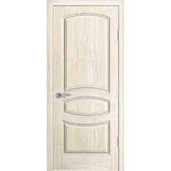 Дверь с натуральным шпоном «Изабелла» (глухая)