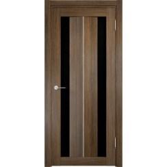 Межкомнатная дверь Casaporte «Сицилия 04 Темная» (со стеклом)
