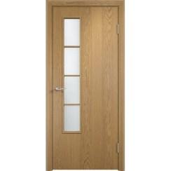 Строительная усиленная дверь УД 05 (со стеклом)