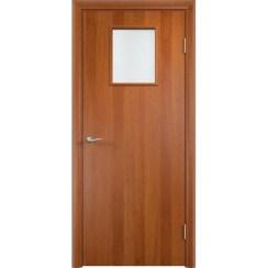 Строительная усиленная дверь УД 31 (со стеклом)