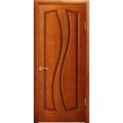 Дверь с натуральным шпоном «Шарм» (глухая)