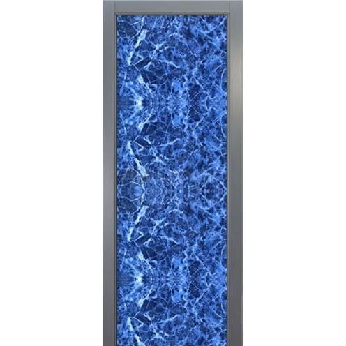 Межкомнатная пластиковая дверь CPL премиум класса (глухая)