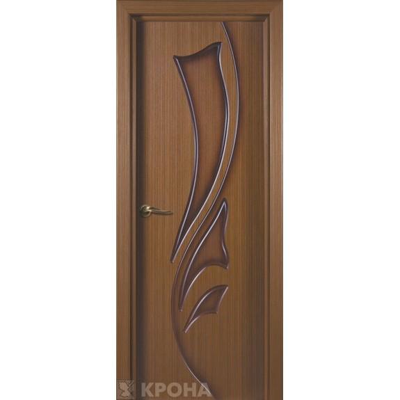Межкомнатная дверь с натуральным шпоном «Лидия ДГ» (глухая)