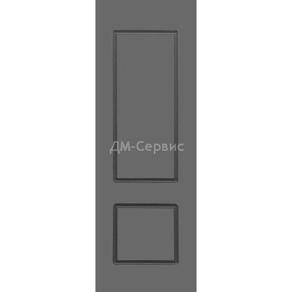 Крашенная дверь эконом класса «Марсель» (глухая)