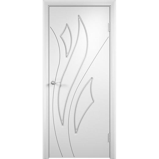 Межкомнатная дверь с пленкой ПВХ «Латина ДГ» (глухая)