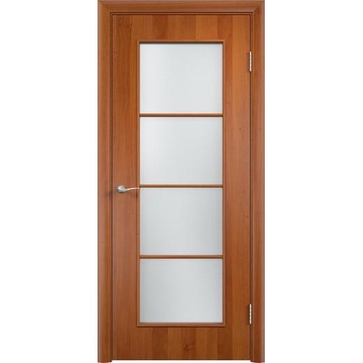 Межкомнатная ламинированная дверь «C-8 ДО» (со стеклом)