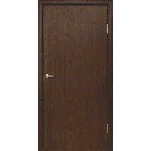 Межкомнатная дверь из вспененного ПВХ (глухая, венге)