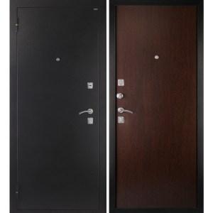 Входная металлическая дверь МД-01 (серебро)