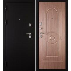 Входная металлическая дверь Сударь-3 (черный)