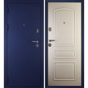 Входная металлическая дверь Сударь-3 (синий)