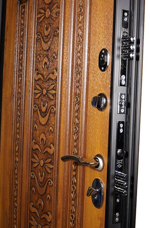 Входная металлическая дверь «Рим»
