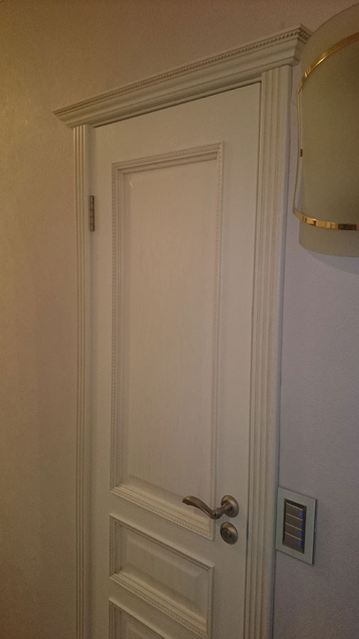 Дверь межкомнатная для санузла