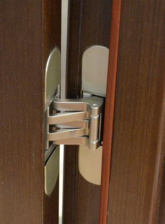 Фурнитура для скрытых дверей