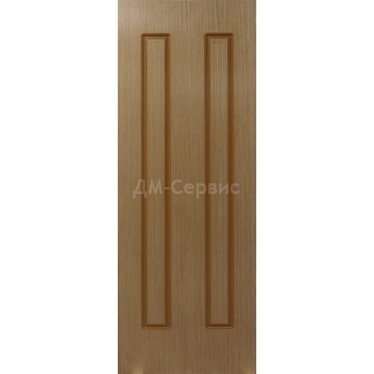 Межкомнатная шпонированная дверь «Молния-2» (глухая)