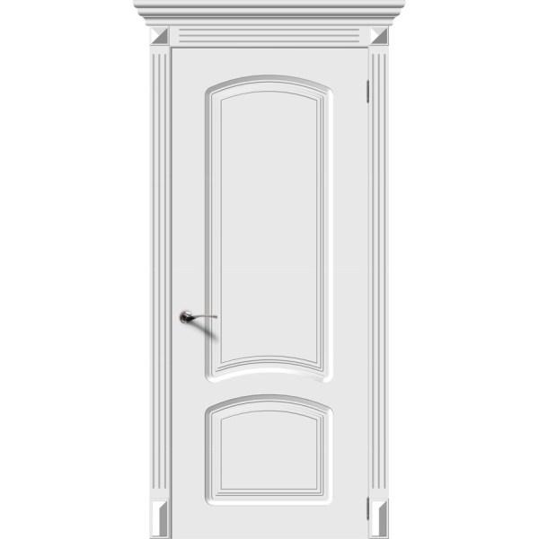 Межкомнатная дверь эмаль «Ария» (глухая)