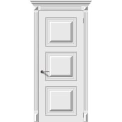 Дверь эмаль Багет 1, глухая