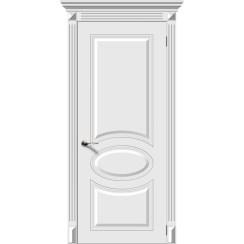 Дверь эмаль Джаз, глухая