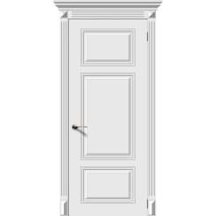 Межкомнатная дверь эмаль «Увертюра» (глухая)