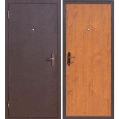 Строительная металлическая дверь «C-505»