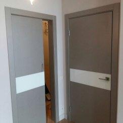 Межкомнатные двери пенал и распашная