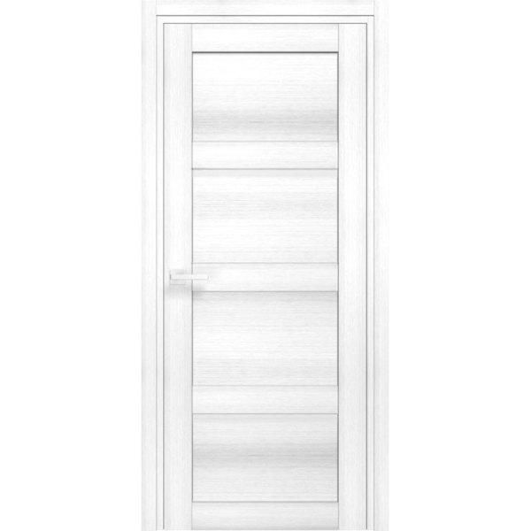 Межкомнатная царговая дверь из ДПК «Quatro» (глухая)