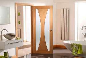 Межкомнатная дверь для санузла