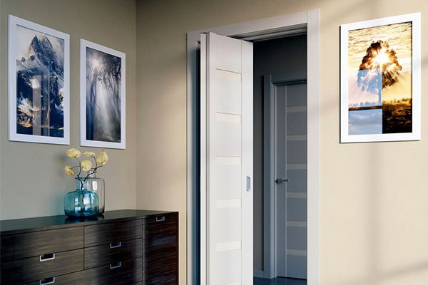 Двери «книжка»