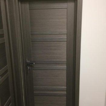 Межкомнатные двери облицованные экошпоном