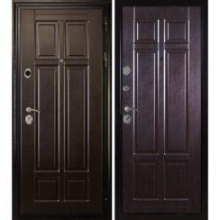 Входная металлическая дверь «МД-07» (венге)