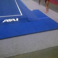 Carpet Bonded Foam Border | D'versified Sports Inc