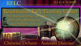 RELC Education Card