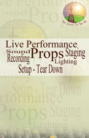 Live Performance Poster