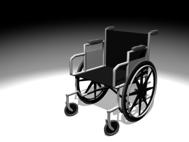Wheel Chair Product Model